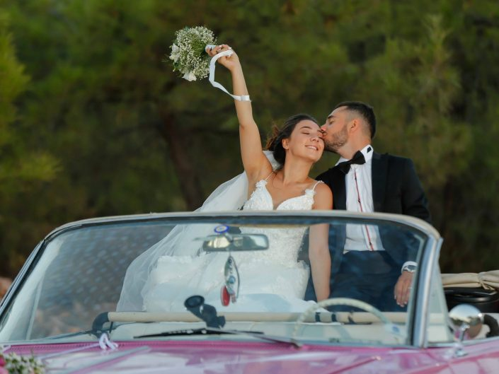Selin & Özcan Düğün Hikayesi